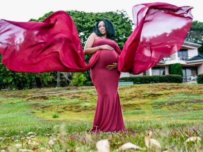 Baby Bump Photo Shoot