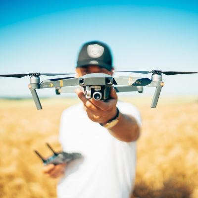 Drone Photography and Video Coverage